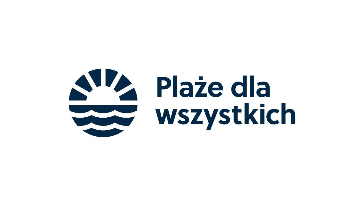 logotyp plaże dla wszystkich